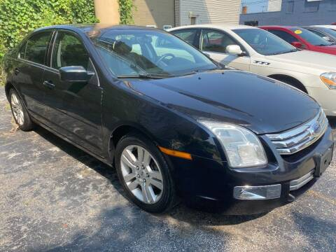 2008 Ford Fusion for sale at Two Rivers Auto Sales Corp. in South Bend IN
