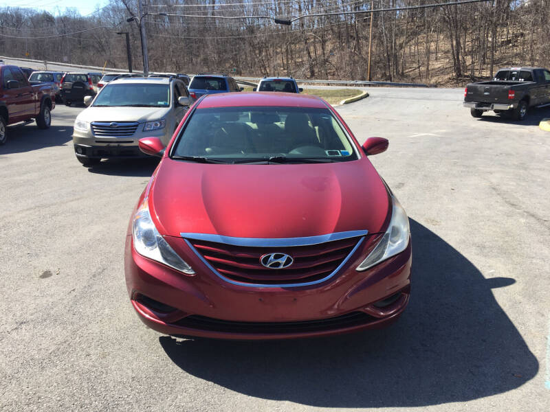 2013 Hyundai Sonata for sale at Mikes Auto Center INC. in Poughkeepsie NY