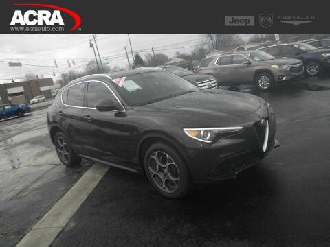 2018 Alfa Romeo Stelvio for sale at BuyRight Auto in Greensburg IN