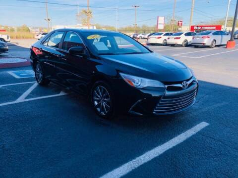 2017 Toyota Camry for sale at Auto Depot of Smyrna in Smyrna TN