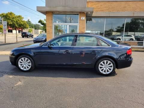2011 Audi A4 for sale at Auto Sport INC in Grand Rapids MI