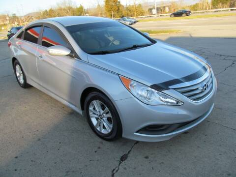 2014 Hyundai Sonata for sale at HarrogateAuto.com in Harrogate TN