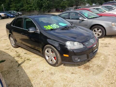 2006 Volkswagen Jetta for sale at Northwoods Auto & Truck Sales in Machesney Park IL