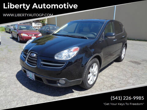 2007 Subaru B9 Tribeca for sale at Liberty Automotive in Grants Pass OR