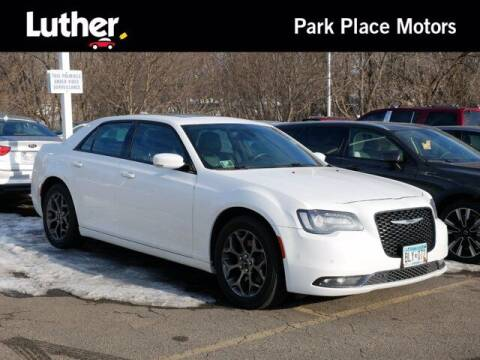 2015 Chrysler 300 for sale at Park Place Motor Cars in Rochester MN