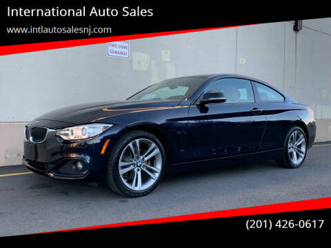 2015 BMW 4 Series for sale at International Auto Sales in Hasbrouck Heights NJ