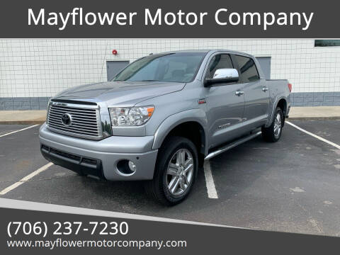 2010 Toyota Tundra for sale at Mayflower Motor Company in Rome GA