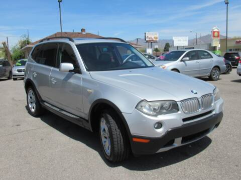 2009 BMW X3 for sale at Crown Auto in South Salt Lake City UT