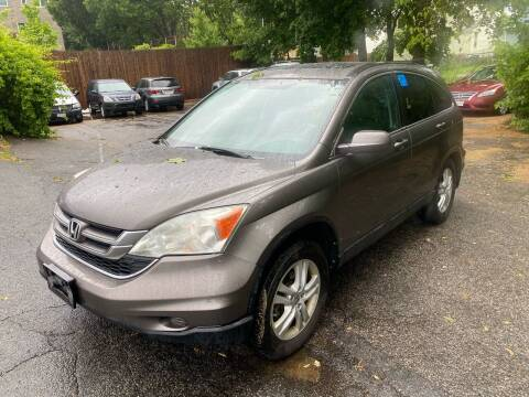 2010 Honda CR-V for sale at Polonia Auto Sales and Service in Hyde Park MA