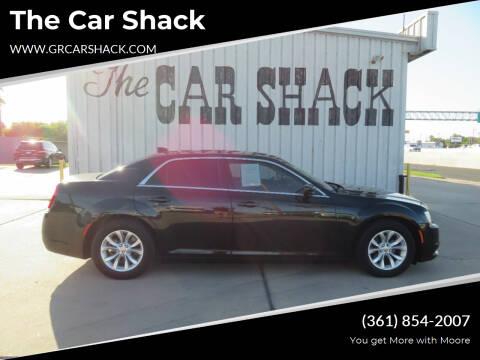 2015 Chrysler 300 for sale at The Car Shack in Corpus Christi TX