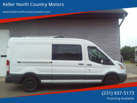 2015 Ford Transit Cargo for sale at Keller North Country Motors in Howard City MI