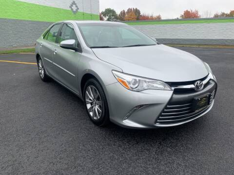 2015 Toyota Camry for sale at South Shore Auto Mall in Whitman MA