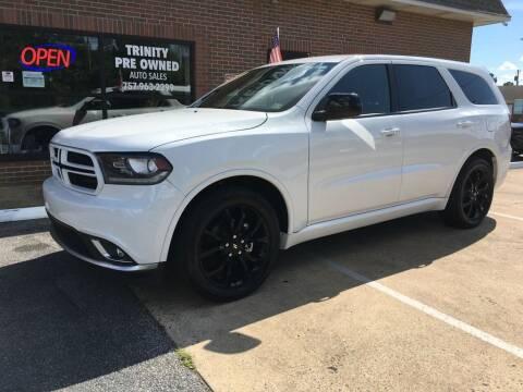 2020 Dodge Durango for sale at Bankruptcy Car Financing in Norfolk VA