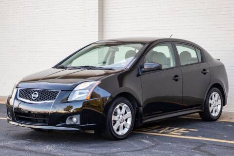 2012 Nissan Sentra for sale at Carland Auto Sales INC. in Portsmouth VA