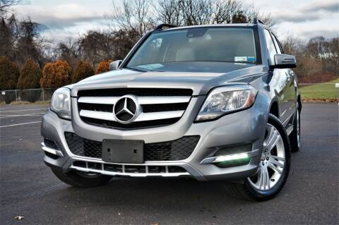 2014 Mercedes-Benz GLK for sale at Speedy Automotive in Philadelphia PA