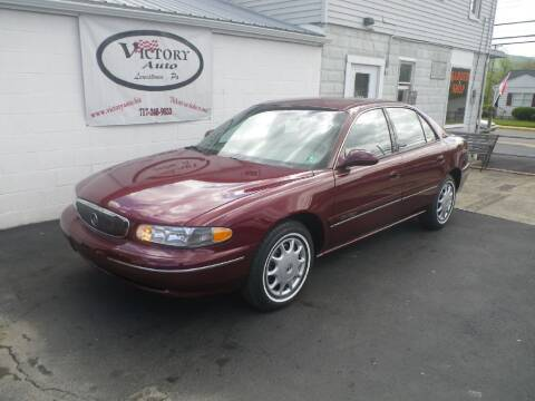 2000 Buick Century for sale at VICTORY AUTO in Lewistown PA