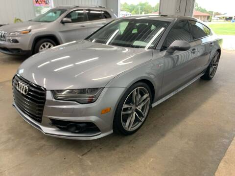 2016 Audi A7 for sale at Bennett Motors, Inc. in Mayfield KY