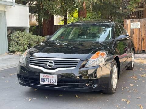 2008 Nissan Altima for sale at ZaZa Motors in San Leandro CA