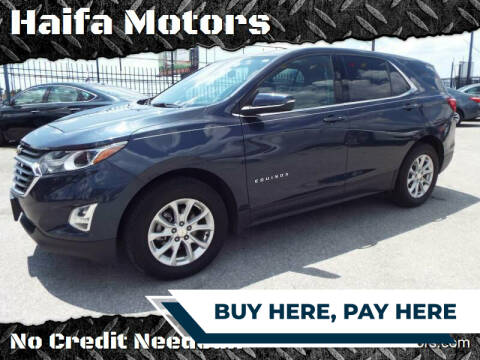 2017 Chevrolet Equinox for sale at Haifa Motors in Philadelphia PA