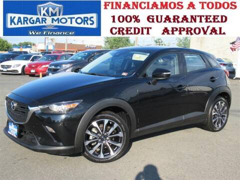 2019 Mazda CX-3 for sale at Kargar Motors of Manassas in Manassas VA