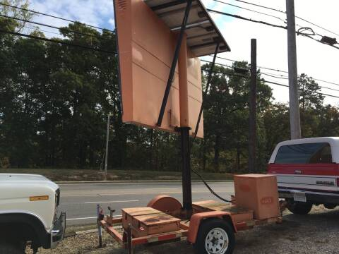 Sunray Solar Powered Message Board for sale at James River Motorsports Inc. in Chester VA