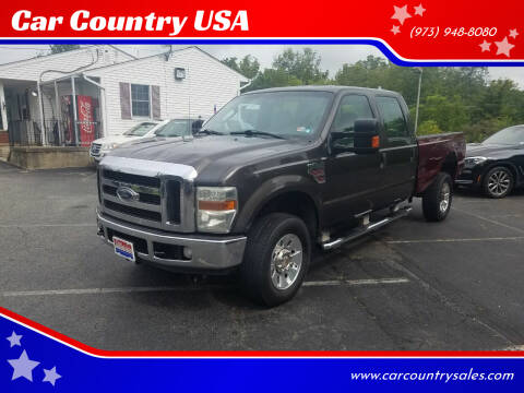 2008 Ford F-350 Super Duty for sale at Car Country USA in Augusta NJ