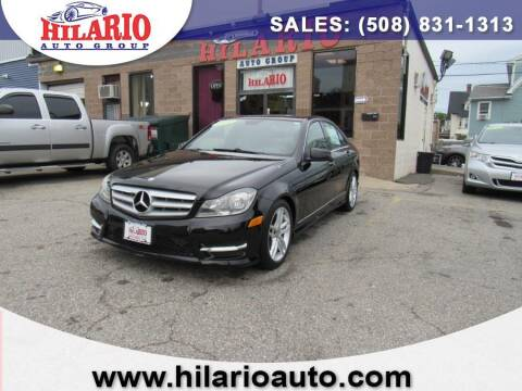 2012 Mercedes-Benz C-Class for sale at Hilario's Auto Sales in Worcester MA