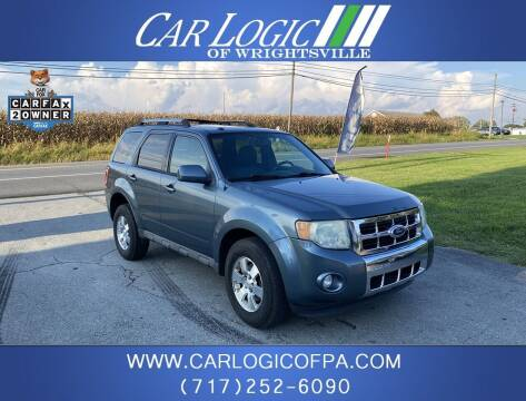 2010 Ford Escape for sale at Car Logic in Wrightsville PA
