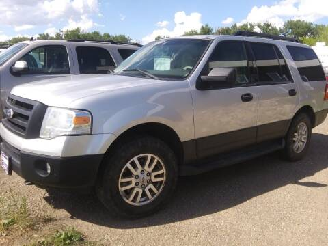 2014 Ford Expedition for sale at L & J Motors in Mandan ND