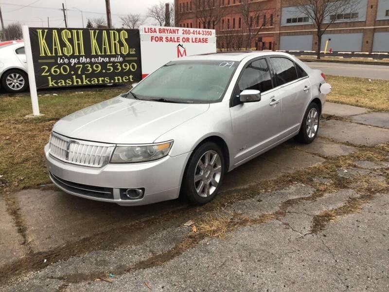 2009 Lincoln MKZ for sale at Kash Kars in Fort Wayne IN