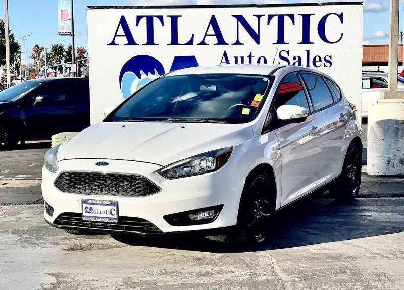 2015 Ford Focus for sale at Atlantic Auto Sale in Sacramento CA