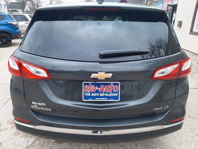 2018 Chevrolet Equinox 4x4 LT 4dr SUV w/1LT - Clarion IA