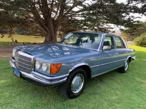 1981 Mercedes-Benz 450-Class for sale at Dodi Auto Sales in Monterey CA