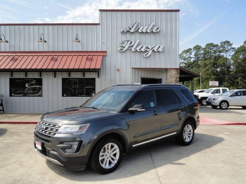 2016 Ford Explorer for sale at Grantz Auto Plaza LLC in Lumberton TX