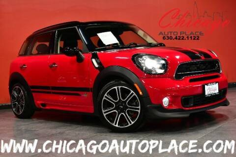 2015 MINI Countryman for sale at Chicago Auto Place in Bensenville IL