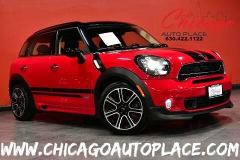 2015 MINI Countryman for sale at Chicago Auto Place in Bensenville IL