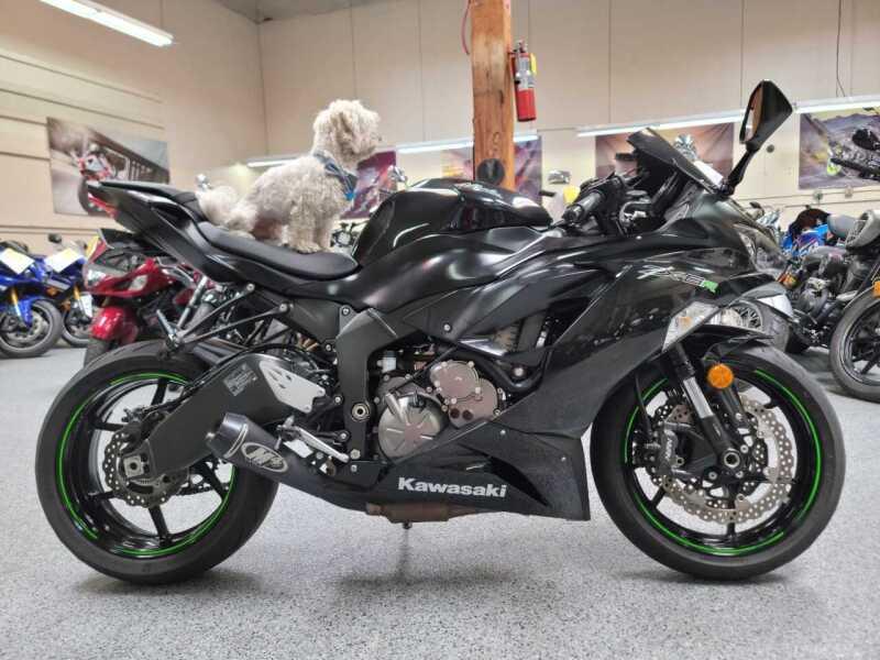 2019 Kawasaki Ninja ZX-6R for sale in El Cajon, CA