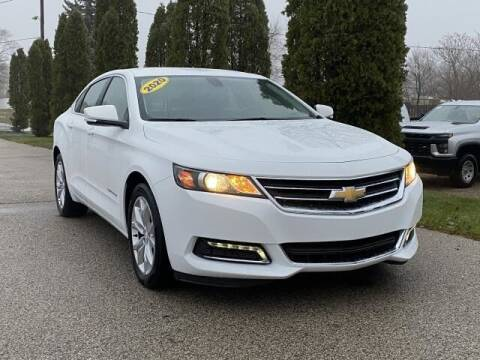 2020 Chevrolet Impala for sale at Betten Baker Preowned Center in Twin Lake MI