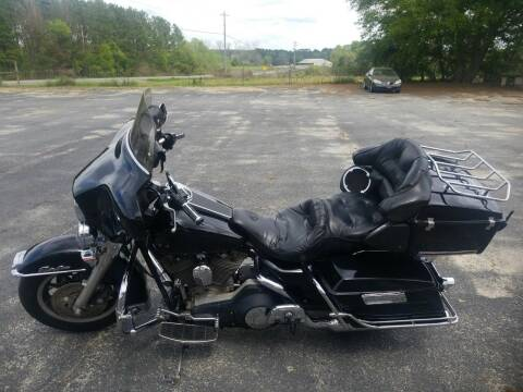 1995 Harley-Davidson FLHS for sale at Owens Auto Sales in Norman Park GA