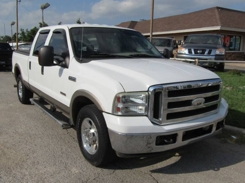 2005 Ford F-250 Super Duty for sale at Dealer One Auto Credit in Oklahoma City OK