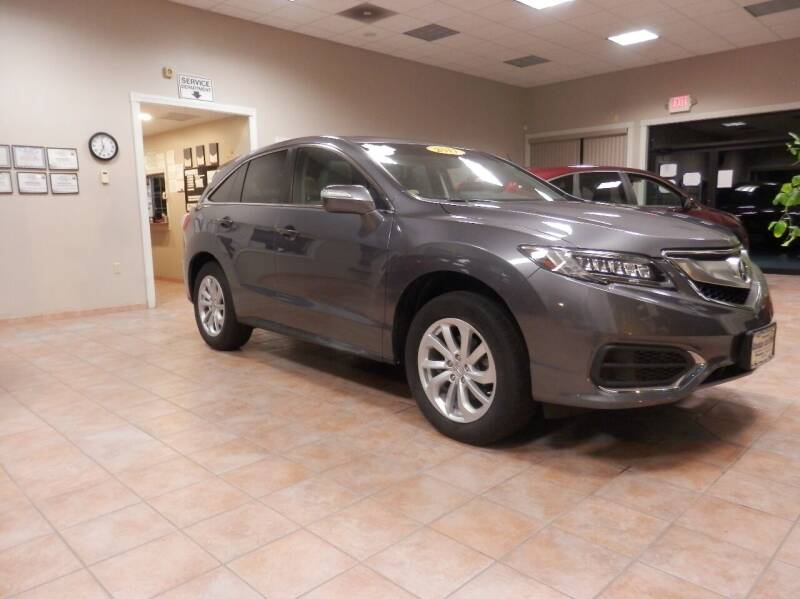 2017 Acura RDX for sale at ABSOLUTE AUTO CENTER in Berlin CT