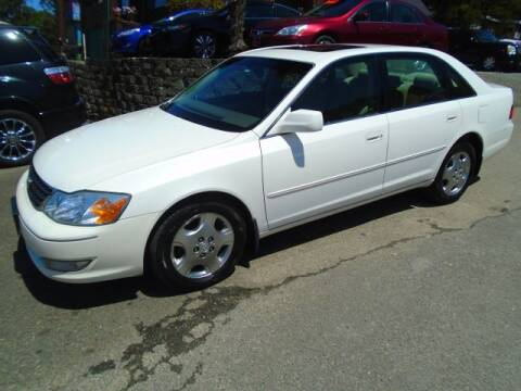 2004 Toyota Avalon for sale at Carsmart in Seattle WA