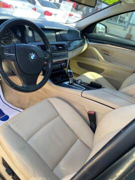 2011 BMW 5 Series for sale at Oxnard Auto Brokers in Oxnard CA