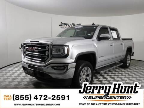 2017 GMC Sierra 1500 for sale at Jerry Hunt Supercenter in Lexington NC