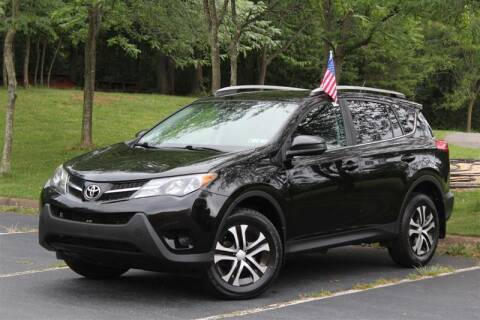 2013 Toyota RAV4 for sale at Quality Auto in Manassas VA