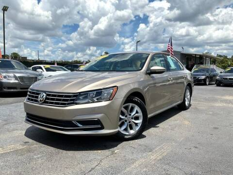 2018 Volkswagen Passat for sale at American Financial Cars in Orlando FL