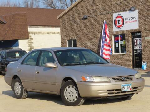 1997 Toyota Camry for sale at Big Man Motors in Farmington MN