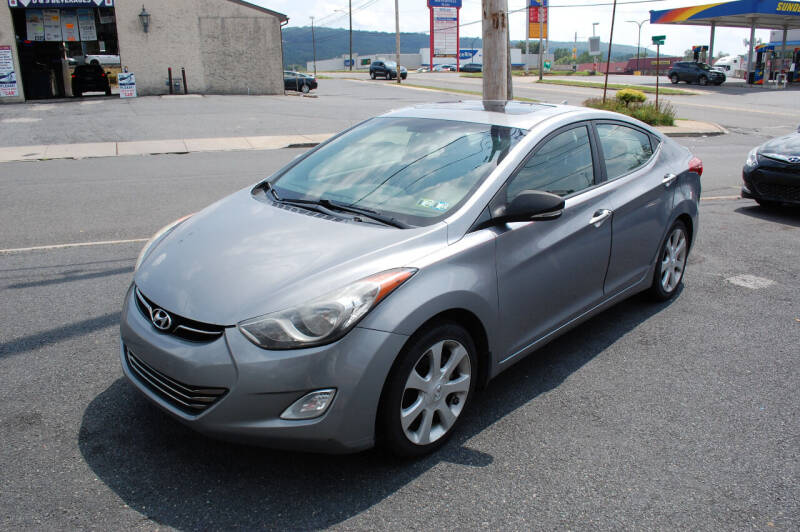 2012 Hyundai Elantra for sale at D&H Auto Group LLC in Allentown PA