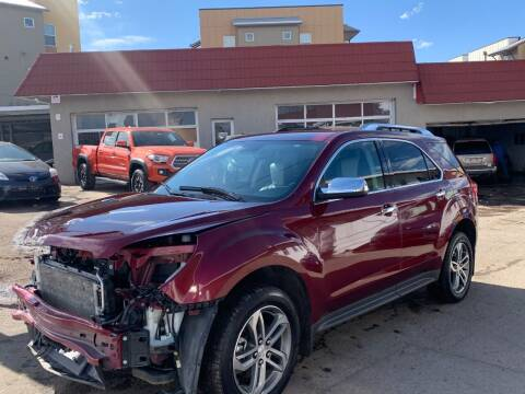 2017 Chevrolet Equinox for sale at STS Automotive in Denver CO