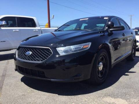 2015 Ford Taurus for sale at Government Fleet Sales in Kansas City MO